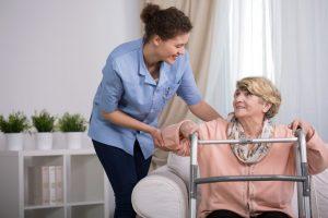 Responsibilities Of Senior Home Health Care Professional